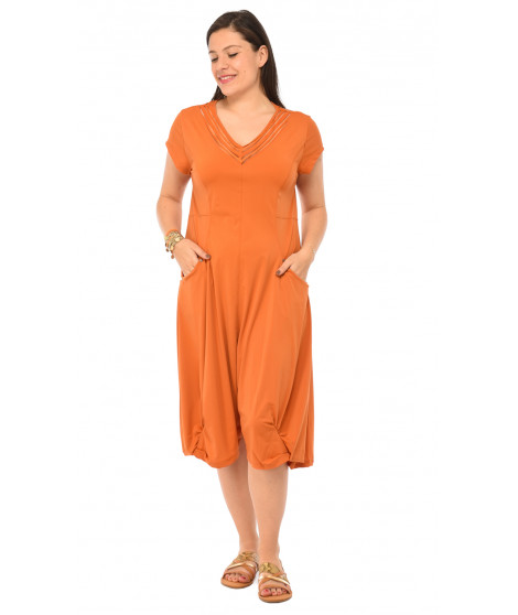 Robe NORA Orange