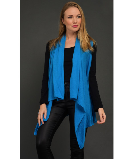 Gilet CARLY Turquoise