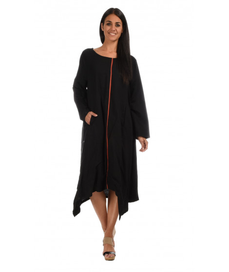 Robe VIRGINIA Noir