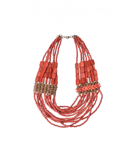 Collier GAIA Rouge