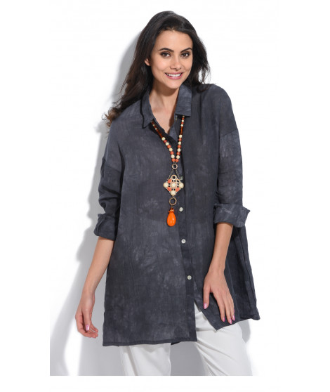 Chemise AMELY Anthracite