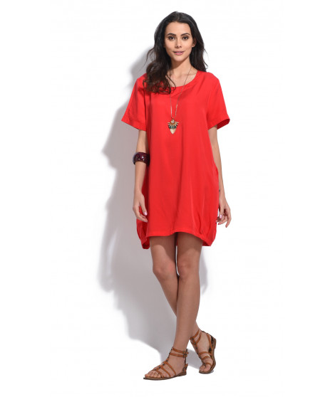 Robe ADELE Rouge