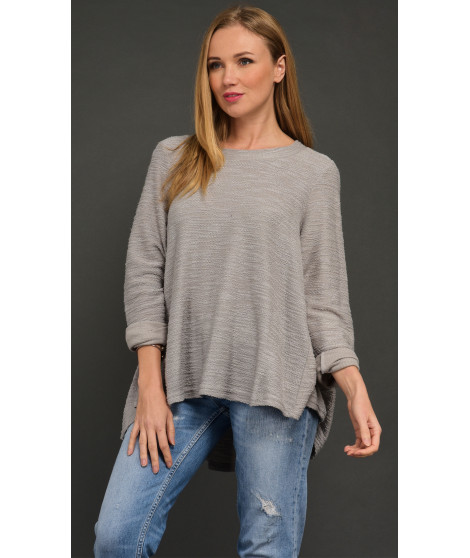 Pull HELENA Gris