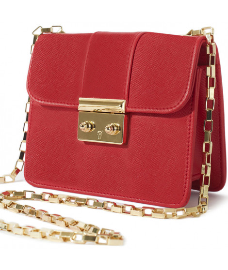 Sac ANDY UNI Rouge