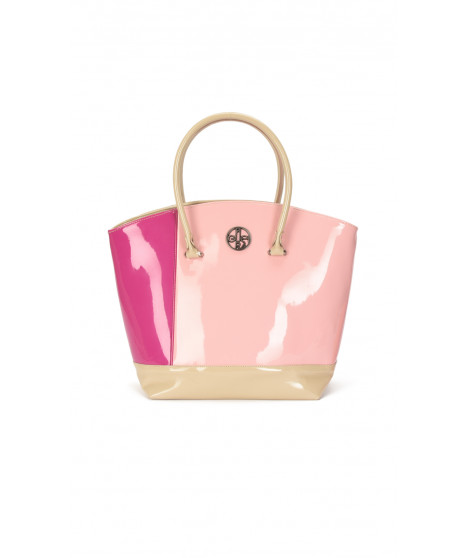 Sac MARRAKECH Beige / Rose