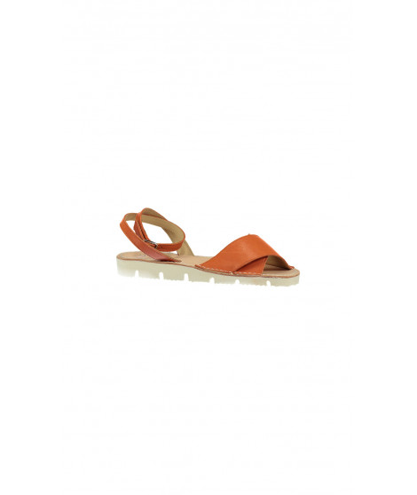 Sandales CLOTHILDE Marron