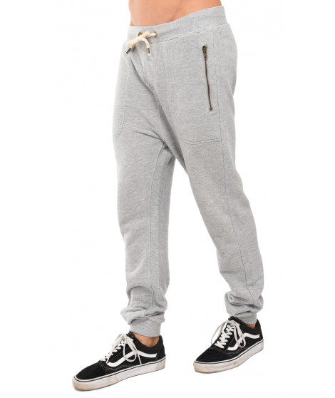 Pantalon de jogging H1121Z61156RS FINN Light Grey Gris