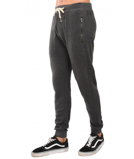 Pantalon de jogging H1121Z61156RS FINN Dark Grey Gris foncé