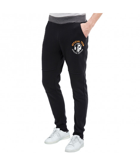Pantalon de jogging GRG00J02 PA MEN-BLACK Noir