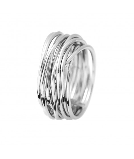 Bague Fashion Argent TAG-BACARY Argent