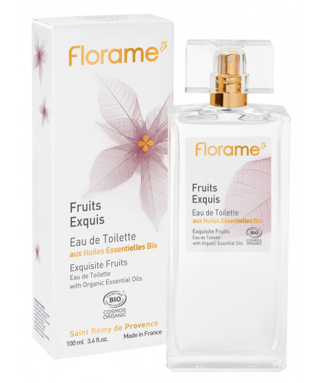 Eau de Toilette Fruits Exquis 100ml 18594 Blanc / Rose