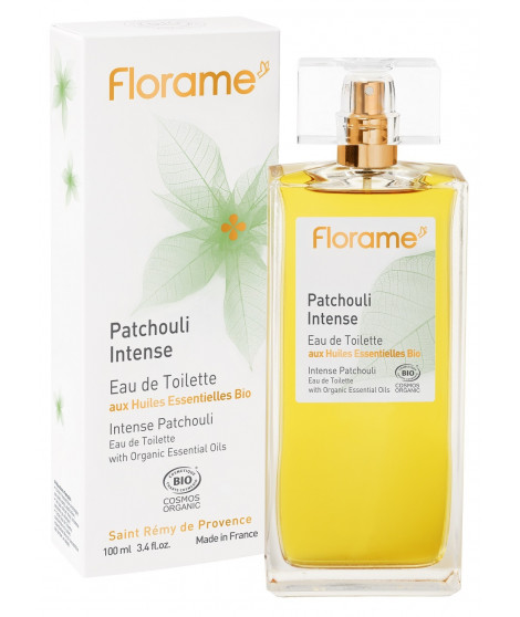 Eau de Toilette Patchouli Intense 100ml 18617 Jaune