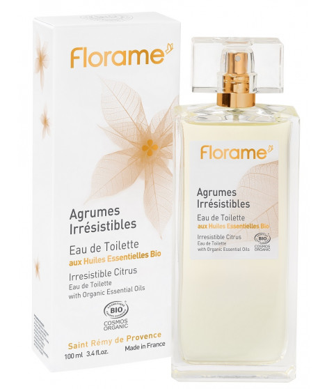 Eau de Toilette Agrumes Irrésistibles 100ml 18587 Jaune / Orange