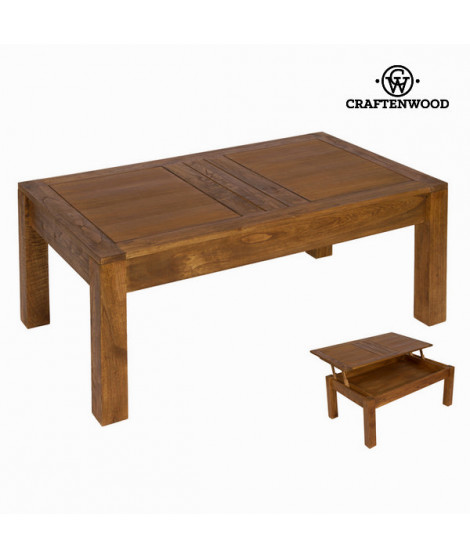 Table Bois mindi (110 x 65 x 45 cm) - Collection Be Yourself by Craftenwood