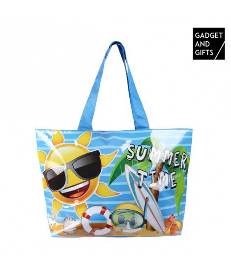 Sac de Plage Emoticônes Summer Time Gadget and Gifts