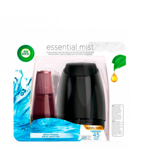 Diffuseur Air Wick Essential Mist Complet Brise Marine
