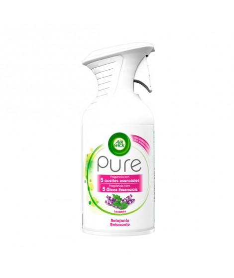 Spray Diffuseur Air Wick Pure Essential Oil Relaxant
