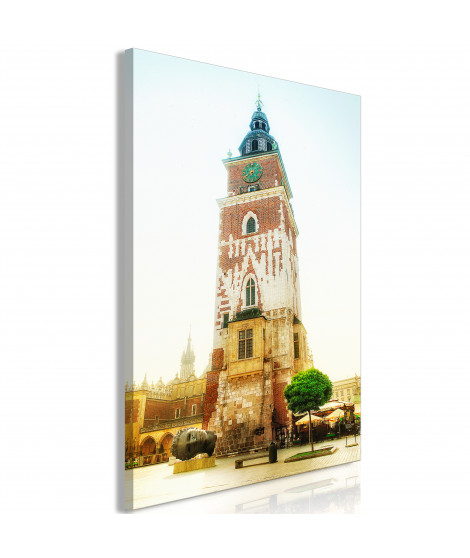 Tableau - Cracow: Town Hall (1 Part) Vertical