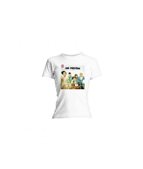 T-shirt femme ONE DIRECTION Up All Night