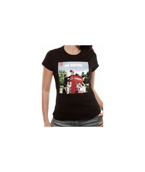 T-shirt femme ONE DIRECTION take me home