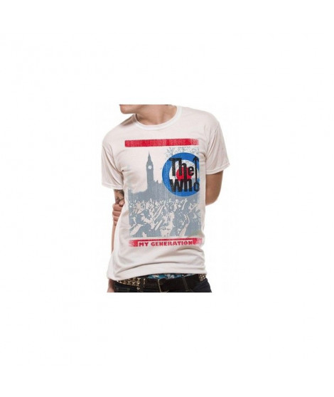 T-shirt THE WHO London