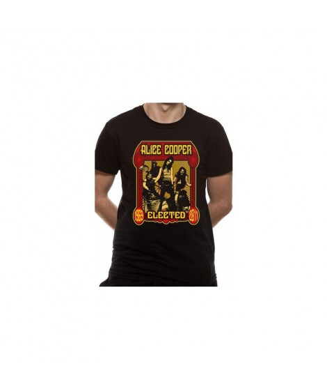 T-shirt Alice Cooper ELECTED BAND