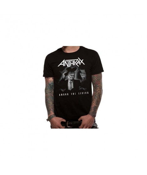 T-shirt ANTHRAX - AMONG THE LIVING
