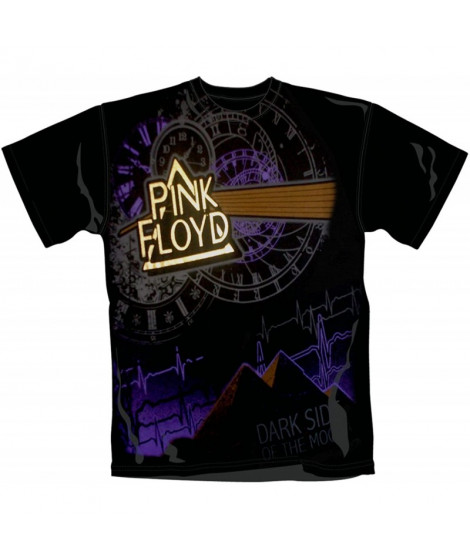 T-shirt PINK FLOYD - DS GOLD