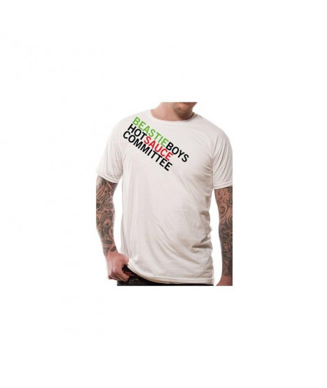 T-shirt Beastie Boys SHOULDER TEXT