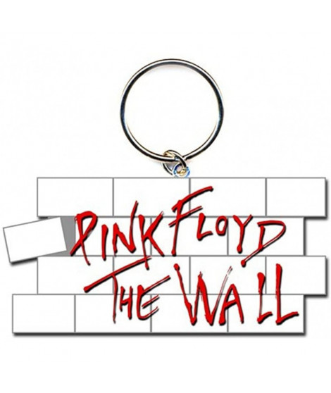 Porte-clefs PINK FLOYD The wall logo
