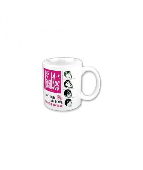 Mug The Beatles Can't buy my love