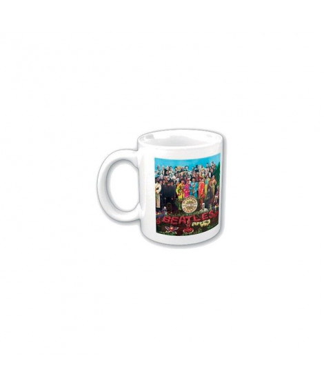 Mug The Beatles Sgt Pepper Album Art