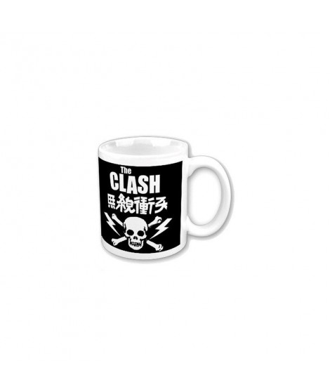 Mug THE CLASH skull