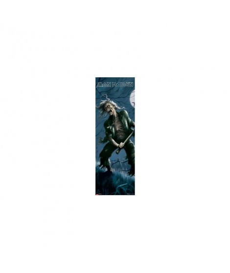 Poster Iron Maiden - Breeg - Doorposter