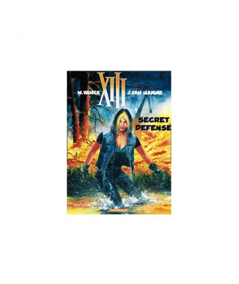 BD XIII - Secret Defense - Tome 14