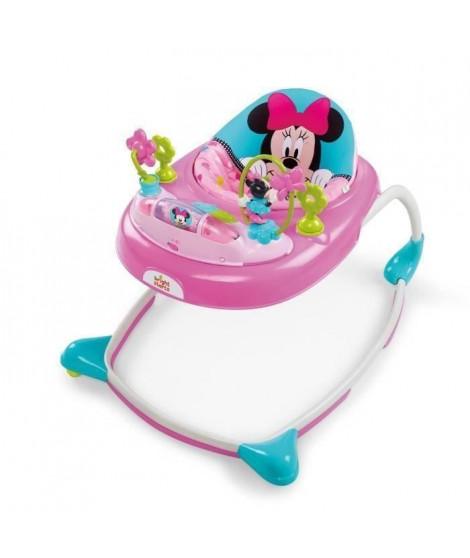 DISNEY BABY Minnie Trotteur Player Peek-A-Boo