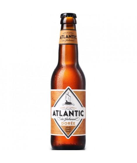 Atlantic des Gabariers - Biere Dorée - 6% Vol. - 33 cl