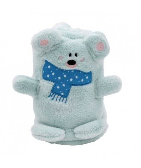 BABYCALIN Couverture ludque Ours