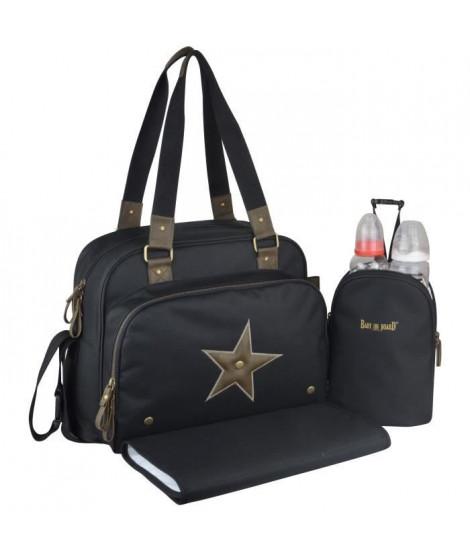Baby on board- sac a langer - sac urban éclipse - 2 compartiments a large ouverture zippée - 7 poches - sac repas - tapis a l…