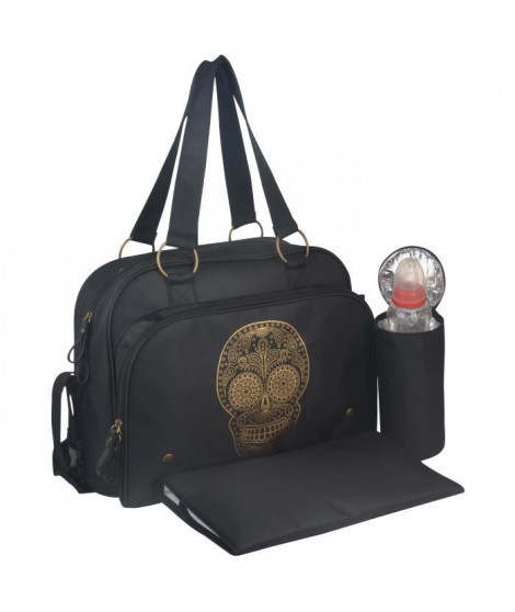 BABY ON BOARD Sac a langer Simply skull