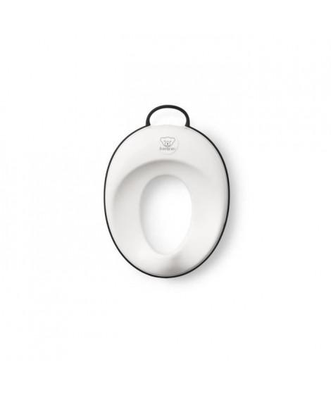 BABYBJORN Réducteur de Toilette, Blanc/Noir