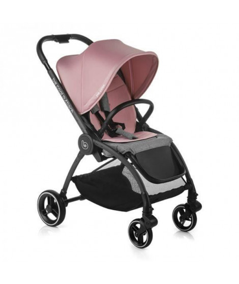 BE COOL Poussette Outback Stroller Be Pink - rose