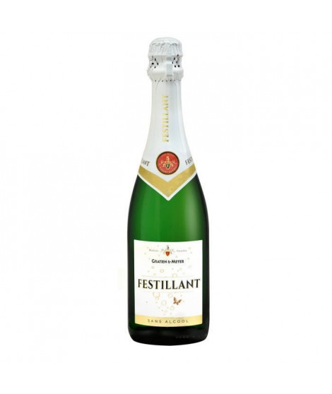 Festillant Blanc - Sans alcool - 75cl