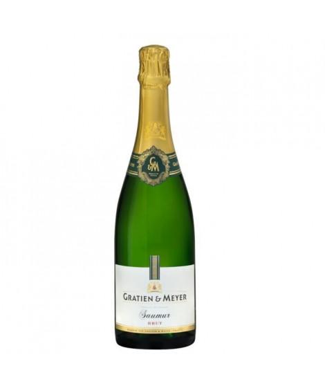 Gratien & Meyer Saumur brut AOC - Blanc - 0,75l