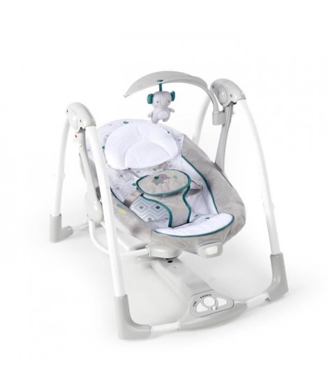 INGENUITY Transat Balancelle compacte - ConvertMe Swing-2-Seat™ – Nash™