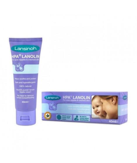 LANSINOH Creme de Soins 100% Lanoline 40 ml