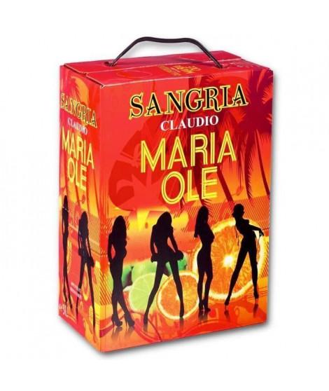 Bag in Box Sangria Maria Ole 3 litres