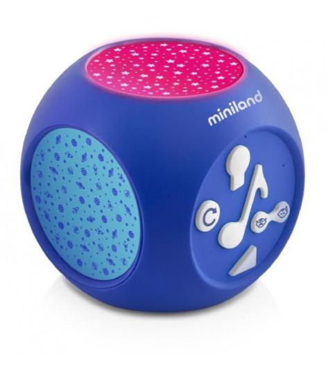 MINILAND - Projecteur complet avec sons et mélodies, Dreamcube
