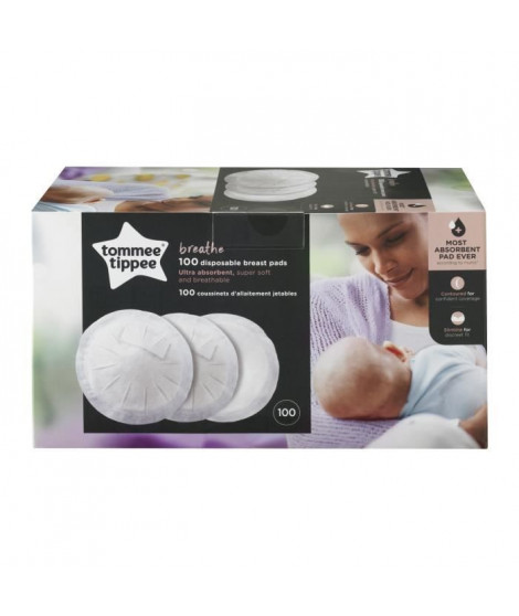 TOMMEE TIPPEE Coussinets d'allaitements x 100