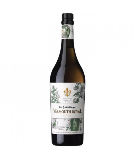 La Quintinye - Vermouth Royal - Extra Dry - 17% - 75 cl